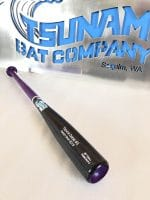 photo of tball bat from tsunami bat company